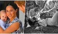 Kraliyet Ailesinden Ayrılarak ABD'ye Yerleşen Meghan ve Harry Çifti, İkinci Kez Anne ve Baba Oldu