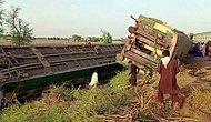 Pakistan'da Tren Kazası: 36 Kişi Hayatını Kaybetti