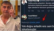 Sedat Peker'in Tweetlerine Yarınlar Yokmuşçasına Yorum Yaparak Kahkaha Attıranlardan Seçmeler