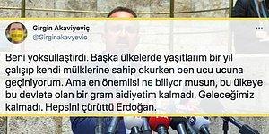 'Erdoğan Size Ne Yaptı?' Sorusunu Soran AKP'li Bülent Turan'a Twitter Kullanıcılarının Verdiği Yanıtlar