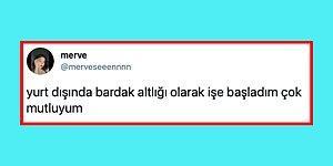 Sosyal Medyayı İkiye Bölecek Anket: Türkiye'de Beyaz Yakalı Olmak mı Yurt Dışında Bardak Altlığı Olmak mı?