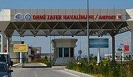 Beklenti 1 Milyon 317 Bin Kişi! Zafer Havalimanı'nı Kullanan Yolcu Sayısı 641'e Çıktı
