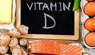 D Vitamini Nedir, Hangi Besinlerde Bulunur?