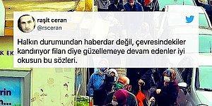 Zaytung Haberi Değil: Erdoğan'ın 'Aç Olanları Buyurun Siz Doyuruverin' Sözlerine Tepkiler