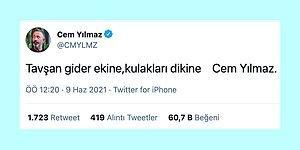 Cem Yılmaz'ın İsyanından Giresun'daki Fayanslı Saat Kulesine Twitter'da Son 24 Saatin Viral Olan Paylaşımları