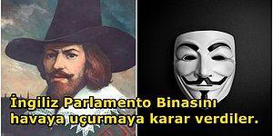 İngiltere Tarihinin En Büyük Suikast Girişiminin Mimarı Guy Fawkes ve Barut Komplosu
