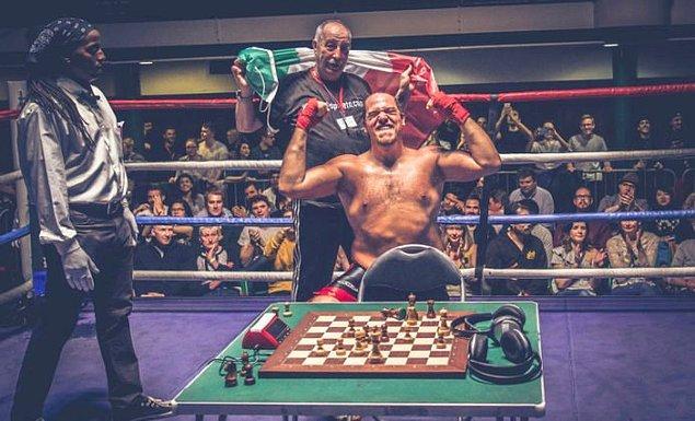 4. Satranç boksu