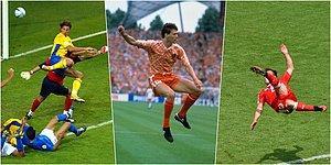 Futbolseverlerin Aklından Hiç Gitmeyen Avrupa Şampiyonalarında Bugüne Kadar Atılmış En Güzel 14 Gol