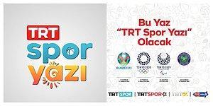 """Bu Yaz """"TRT Spor Yazı"""" Olacak: Euro 2020 ve Senenin Tüm Spor Etkinlikleri TRT Spor'da!"""