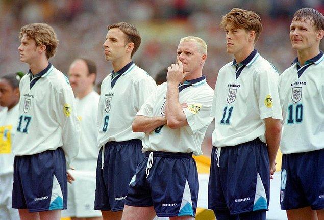 2. İngiltere - 1996 Avrupa Şampiyonası