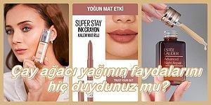 Kişisel Bakım ve Kozmetik Ürünlerinden Mutlaka Denemeniz Gereken 12 Öneri