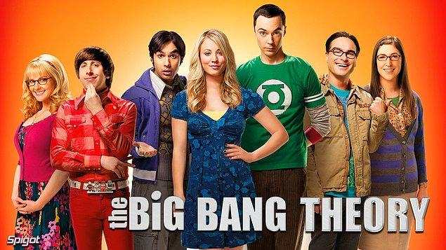 28. The Big Bang Theory