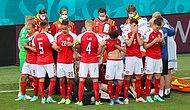 Danimarka-Finlandiya Maçında Ünlü Futbolcu Christian Eriksen Baygınlık Geçirdi!