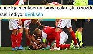 Maç Esnasında Baygınlık Geçiren Ünlü Futbolcu Christian Eriksen'in Ardından Yapılan Kötü Niyetli Paylaşımlar