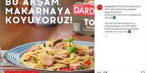 Dardanel'den Tepki Çeken 'Makarna' Paylaşımı İçin Özür