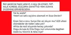 Ceza Hukukçusu Prof. Dr. Ersan Şen'in Zorunlu Aşı Getirilmesi ile İlgili Sözleri Aşı Karşıtları Kızdırdı!