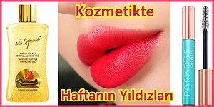 Bakımına Özen Gösterenler Buraya: Haftanın En Çok Satan 21 Kozmetik Ürünü