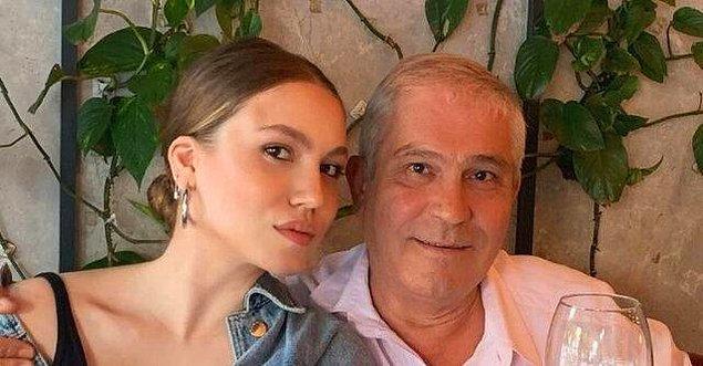 6. Geçtiğimiz haftalarda babasını kaybeden Duygu Özaslan'ın Instagram paylaşımları çok tartışıldı.