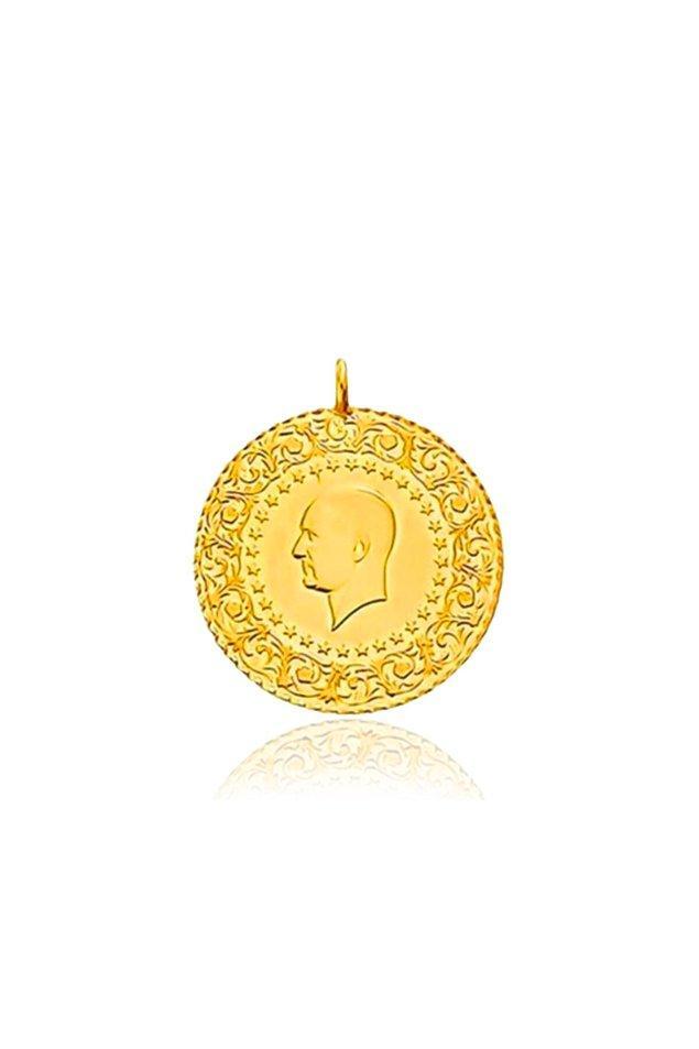 7. Yeni tarihli yarım altın