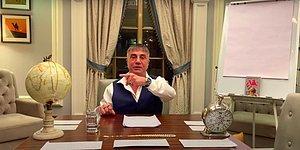 Sedat Peker: 'Ailemin Yanına Geri Geldim'