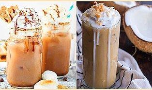 Sıcak Yaz Aylarında İçinizi Soğutacak 10 Nefis Soğuk Kahve Tarifi