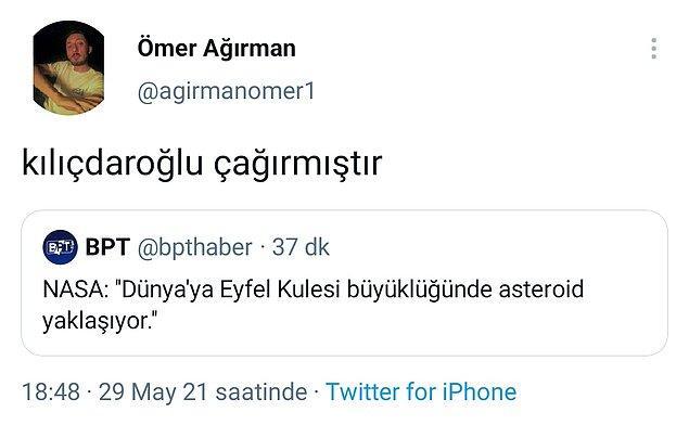 24. Nasıl çağırdıysan öyle durdur Bay Kemal!