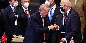 Gözler Bu Görüşmeye Çevrildi: Erdoğan ile Biden Arasında İlk Temas