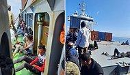 Türk Kaptan Ölümden Kurtarmıştı! Göçmenleri Kimse Ülkesine Almak İstemedi