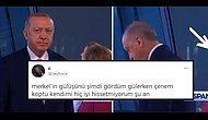 NATO Zirvesi'nde 'Dönün' Anonsu Sonrası Tüm Liderler Arkasını Dönerken Erdoğan'ın Geç Dönmesi Gündem Oldu