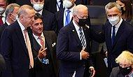 19.00'da Başlayacak: Erdoğan, Biden Görüşmesi Bir Saat Ertelendi