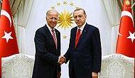 Gözler Erdoğan ve Biden Görüşmesinde! Görüşme Öncesi Erdoğan Diğer Liderlerle Görüştü...