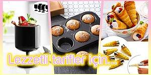 Yaz Tatlıları Yaparken Size Mutfakta Yardımcı Olacak 12 Şey