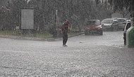 Trakya ve İstanbul İçin Kuvvetli Yağış Uyarısı