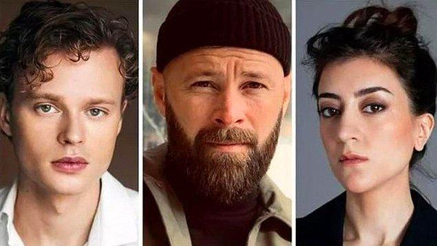 İsveçli bir girişim olan Spotify'ın hikayesine odaklanacak olan yapımın başrollerinde Erdoğan'ın yanında Edvin Endre, Ulf Stenberg, Joel Lützow ve Christian Hillborg bulunuyor.