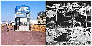 Dünya Tarihinin En Büyük Endüstriyel Kazalarından Biri Olan Bhopal Felaketi