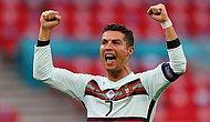 Cristiano Ronaldo Tarihe Geçti: Ronaldo'dan Çifte Rekor!