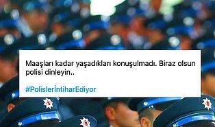 Polis İntiharlarının Artması Sosyal Medyanın Gündeminde: #PolislerİntiharEdiyor