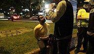 Kaldı mı Böyle Krallar? Alkollü Sürücü 'Hatalıyım' Diyerek Tutuklanmak İstedi