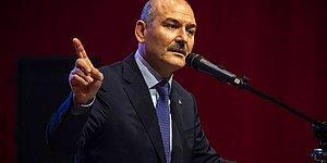 İçişleri Bakanı Soylu: '10 Bin Dolar Alan Siyasetçi Şu An Milletvekili Değil'