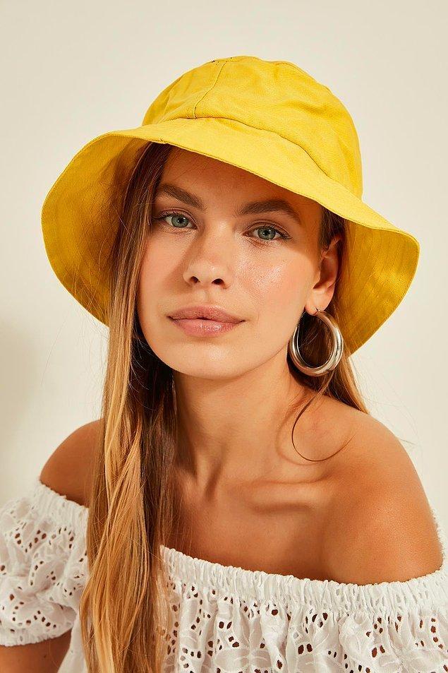 15. Şapkalar