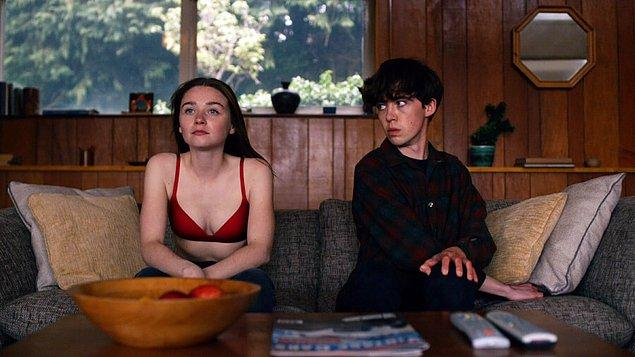 30. The End of the F***ing World (2017-2019)