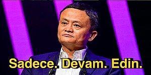"""""""Yapamazsın"""" Diyenleri Utandıran Dünya Devi Alibaba'nın Kurucusu Jack Ma'dan Zor Şartlarda Başarı Tavsiyeleri"""