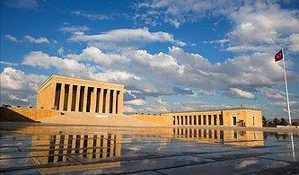 Mimarlar Odası'ndan Anıtkabir Komutanlığı Hakkında Suç Duyurusu