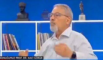 Naci Görür'ün İsyanı Yeniden Gündemde: 'Kanal İstanbul Yerine Neden İstanbul'u Depreme Hazırlamıyorsunuz?'