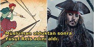 Karayip Korsanları'ndaki Efsanevi 'Jack Sparrow' Karakterinin Yaratılmasına İlham Olan Korsan: Jack Ward