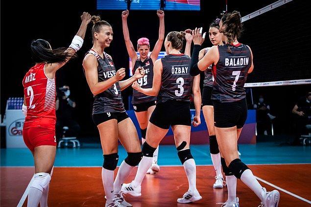 Türkiye, bu sonuçla dünyanın en iyi 4 takımı arasında Avrupa kıtasını temsil eden tek takım oldu.