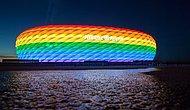 Almanya'dan Macaristan'a  LGBTİ+ Protestosu: Stadyum Gökkuşağı Renkleriyle Işıklandırılacak