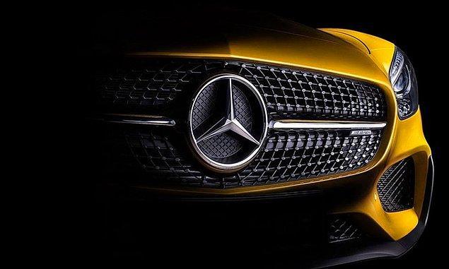 1. Mercedes-Benz