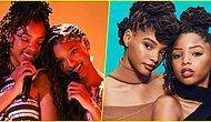 Beyoncé'nin Kol Kanat Gerdiği RB'nin Genç Kraliçeleri: Chloe x Halle