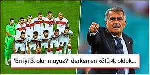 Büyük Hüsran! Türkiye, İsviçre'ye de Yenilerek EURO 2020'ye Sıfır Puanla Veda Etti